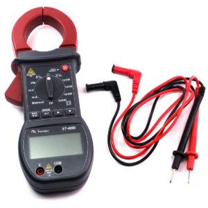 Alicate Wattímetro Digital ET-4080 – Minipa