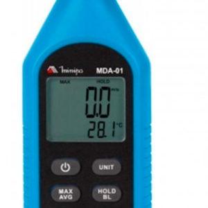Mini Anemômetro Digital MDA-01 Minipa