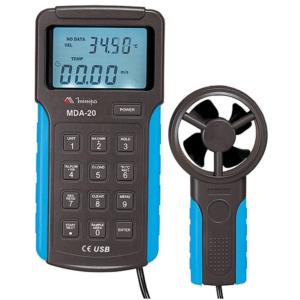 Anemômetro Digital MDA-20 Minipa