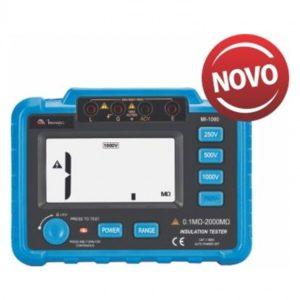 Megômetro Digital MI-1000 – Minipa