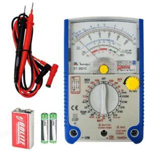 Multímetro Analógico ET-3021C – Minipa