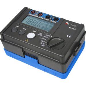 Megômetro Digital MI-2552 – Minipa