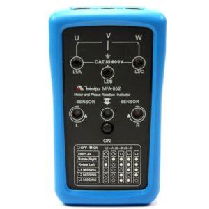 Fasímetro MFA-862 – Minipa