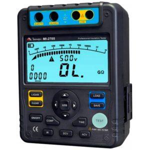 Megômetro Digital MI-2705 – Minipa