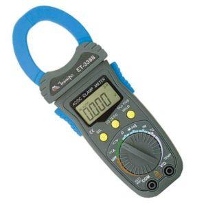 Alicate Amperímetro Digital ET-3388 – Minipa