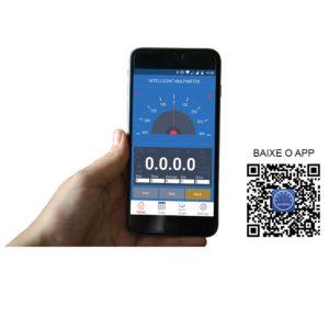 Multímetro Digital com App HM-2400 Hikari