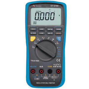 Multímetro Digital ET-2780 Minipa