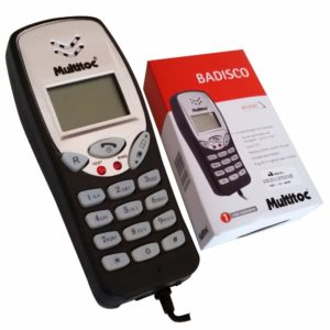 Badisco Digital com Identificador MU256T Multitoc