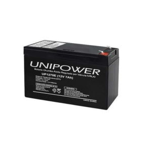 Bateria 12V 7A Para Nobreak UP1270E Unipower