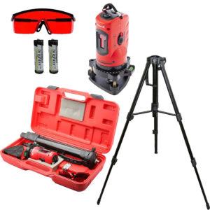 Nível à Laser com Tripé e Maleta 350399 Mtx