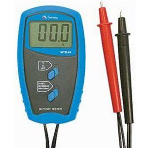 Testador de Bateria MTB-24 Minipa