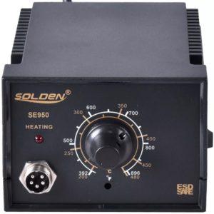 Estação de Solda Analógica 60W 127V SE950 Solden