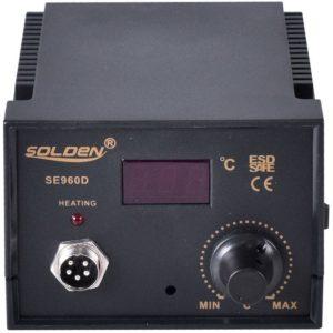 Estação de Solda Digital 75W 127V SE960D Solden