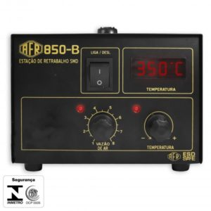 Estação de Retrabalho Digital 850B AFR