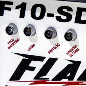 Carregador Inteligente de Bateria F10-SD Flach