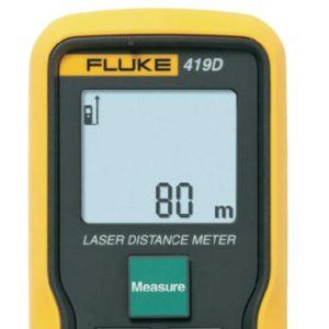 Medidor de Distância Laser 80 Metros Fluke 419D