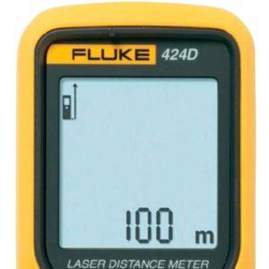 Medidor de Distância Laser 100 Metros Fluke 424D