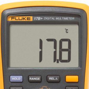 Multímetro Digital Fluke 17B+