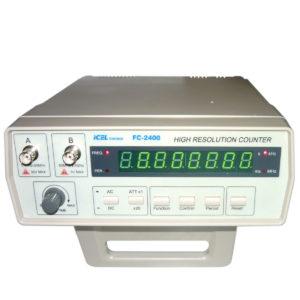 Frequencímetro Digital de Bancada FC-2400 Icel