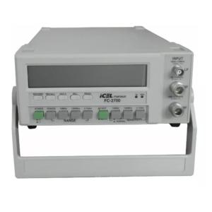 Frequencímetro Digital de Bancada FC-2700 Icel