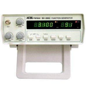 Gerador de Funções Digital GV-2002 Icel