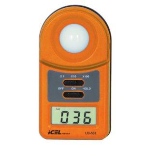 Luxímetro Digital LD-505 Icel