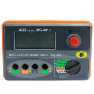 Megômetro Digital MG-3010 Icel