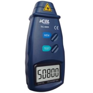 Tacômetro Ótico Digital TC-5005 Icel