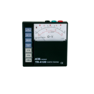 Terrômetro Analógico TR-4120 Icel