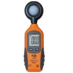 Luxímetro Digital LD-540 Icel