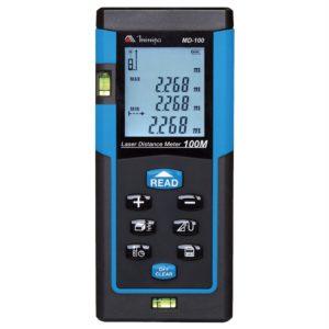 Medidor de Distância Laser 100 Metros MD-100 Minipa