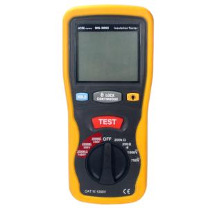Megômetro Digital MG-3055 Icel