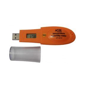 Relógio Termo-Higrômetro Digital HT-4010 Icel