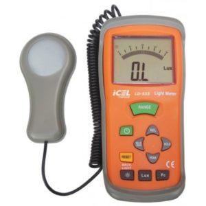 Luxímetro Digital LD-555 Icel