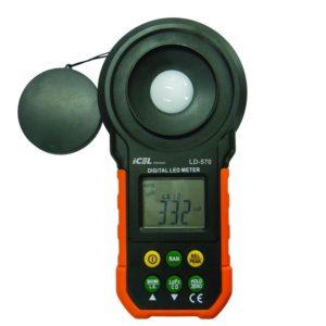 Luxímetro Digital LD-570 Icel