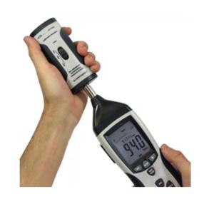 Calibrador de Decibelímetro CD-6000 Icel