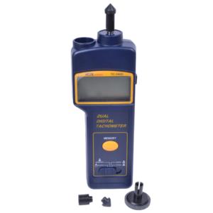 Tacômetro Ótico Digital Duplo Contato TC-5400 Icel