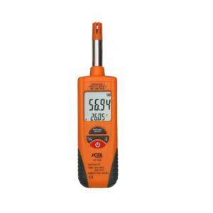 Relógio Termo-Higrômetro Digital HT-7050 Icel