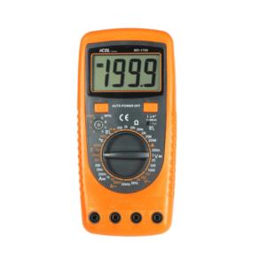 Multímetro Digital MD-1700 Icel
