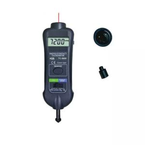 Tacômetro Ótico Digital Duplo Contato TC-5600 Icel