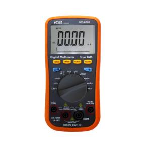 Multímetro Digital MD-6000 Icel