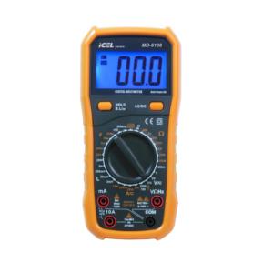 Multímetro Digital MD-6108 Icel