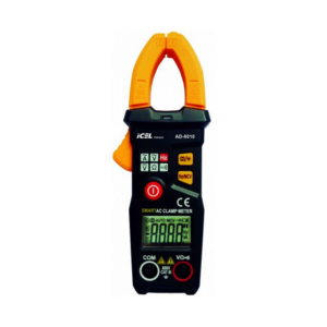 Alicate Amperímetro Digital AD-8010 Icel