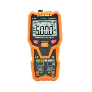 Multímetro Digital SMART MD-6230 Icel