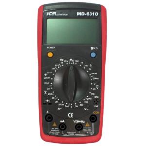 Multímetro Digital MD-6310 Icel