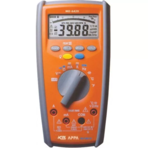 Multímetro Digital MD-6420 Icel