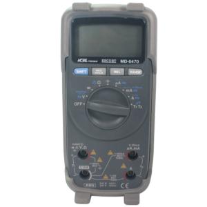 Multímetro Digital MD-6470 Icel