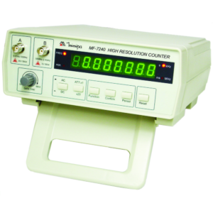 Frequencímetro Digital de Bancada MF-7240 Minipa