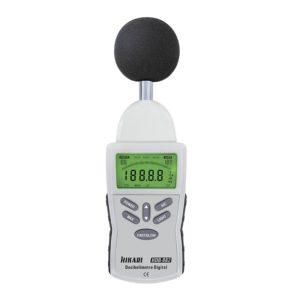 Decibelímetro Digital HDB-882 Hikari
