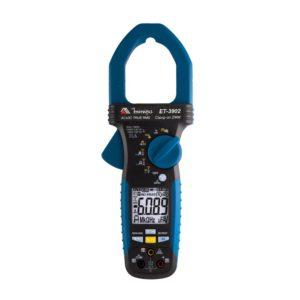 Alicate Amperímetro Digital ET-3902 Minipa